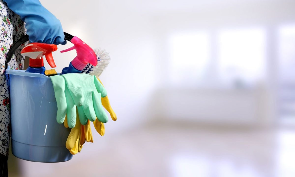 Easily Clean Things With Industrial Cleaning Services